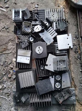 Продаю алюмінієві радіатори