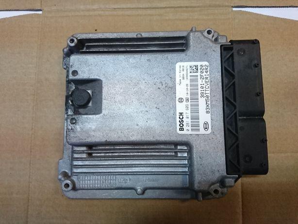 Блок Airbag двигуна, контроля, предохранітєлів Kia Sorento 2009-2018