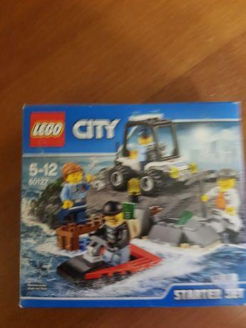 LEGO City Набор для начинающих «Остров-тюрьма»