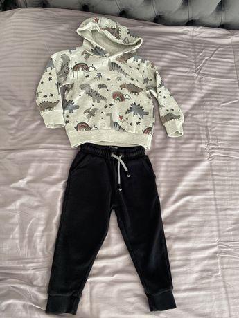 Теплый костюм Next для мальчика