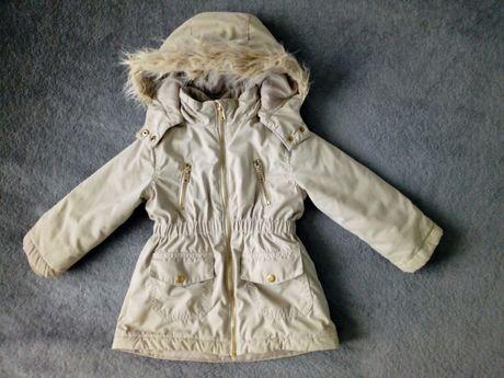 Parka H&M kurtka płaszczyk