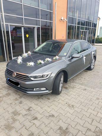 Auto do ślubu VW PASSAT