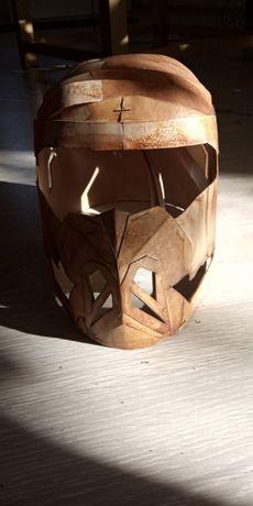 Маска-шлем на Хеллоуин
