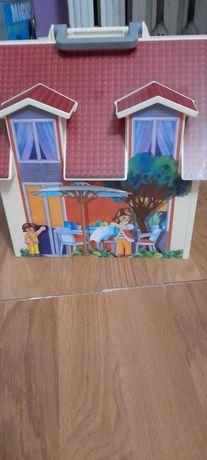 Domek playmobil dla lalek