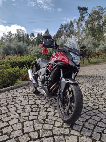 Honda CB500X A2 35kw