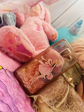 Чехол на телефон Samsung A6
