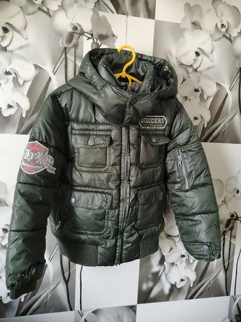 Куртка и полу комбинезон р 116