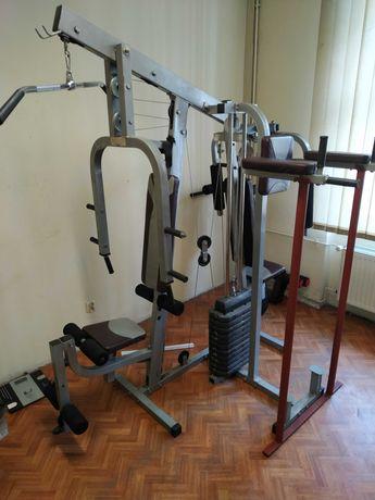 Atlas do ćwiczeń, siłownia domowa