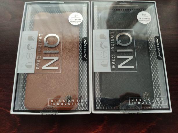 Etui Nillkin QIN leather case do Xiaomi Mi9