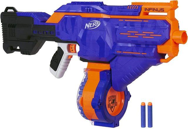 Pistolet NERF ELITE INFINUS (Hasbro E0438EU4)