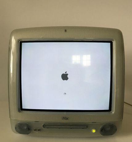 Komputer iMac G3 z lat 99-2001.