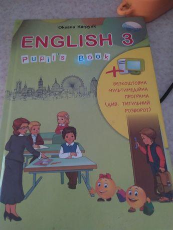Англійська мова 3клас