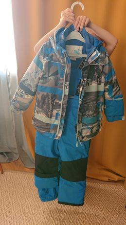 Зимовий костюм deux par deux