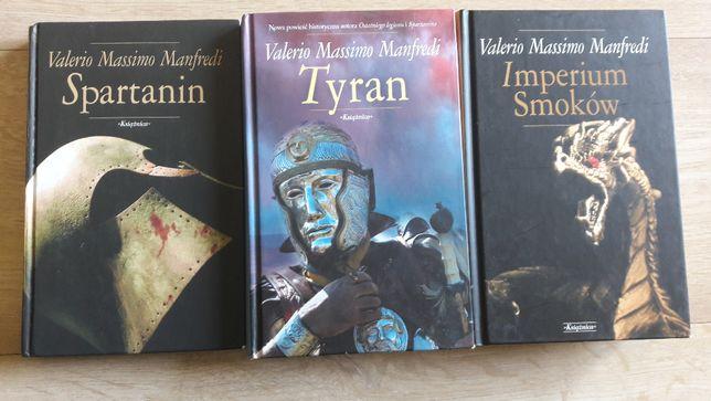 Spartanin, Tyran, Imperium Smoków Manfredi