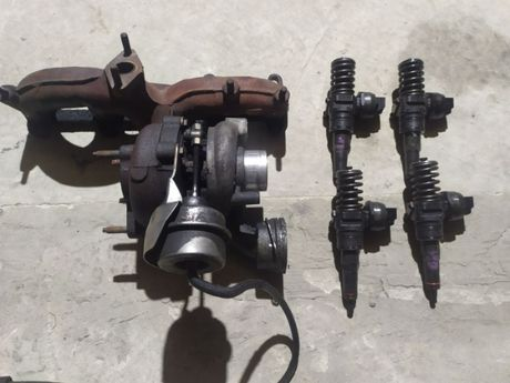 Volkswagen Sharan турбина, форсунки 1.9 2.0