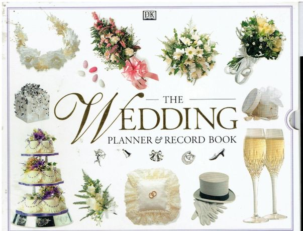 9979 Wedding Planner & Record Book de Caroline Ash
