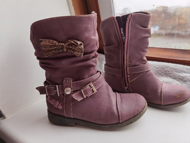 Zima buty dzieci