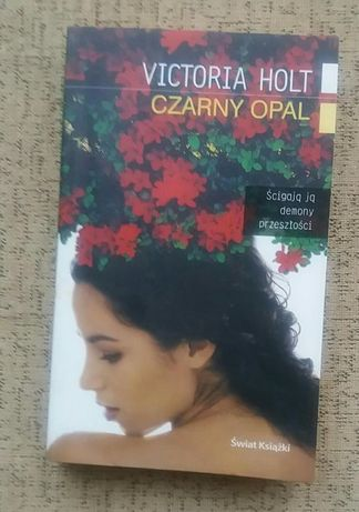 Victoria Holt - CZARNY OPAL