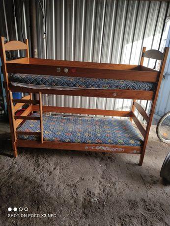 Łóżko piętrowe stan bardzo dobry