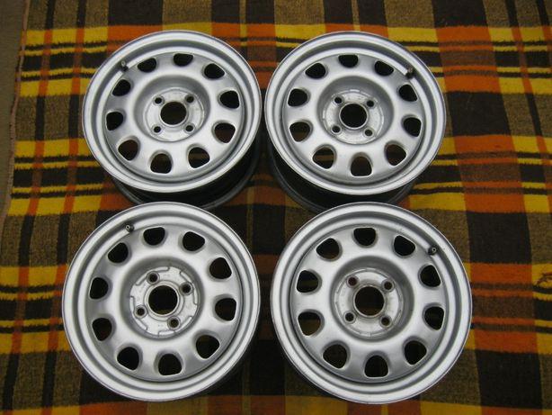 Диски стальные Volkswagen 4x100 R14 6 j ET 45