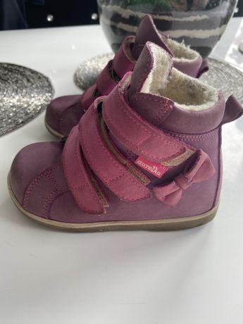 Buty ortopedyczne jesienno - zimowe Aurelka 24