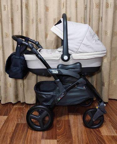 Cam Dinamico Up Premium коляска пр. Италия, идеальное состояние