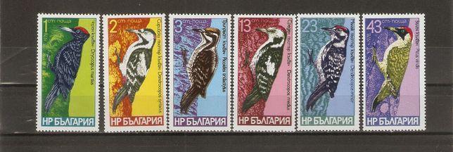 Sprzedam czyste znaczki o tematyce ptaki Bułgaria 1978 stan**