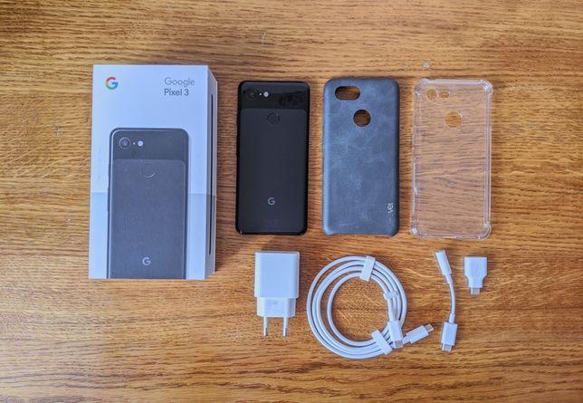 Продам Google Pixel 3 4/64 Just Black