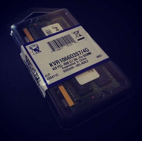 Apple Memory Module 4GB 1066MHz DDR3