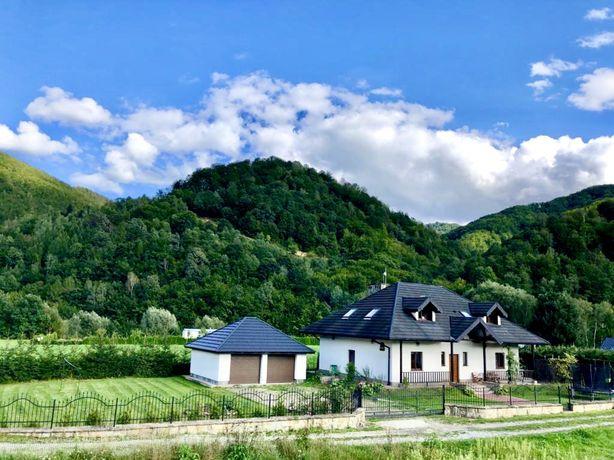 Domek w górach Willa Jagoda, max 16os.,BON  Zabrzeż,Pieniny,Szczawnica