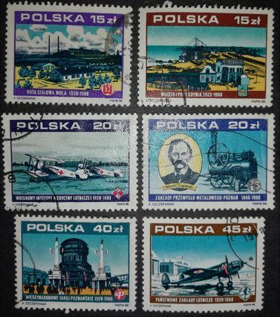 Polska PWPW znaczek / znaczki