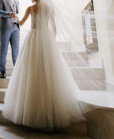 Весільне плаття-плаття твоєї мрії!