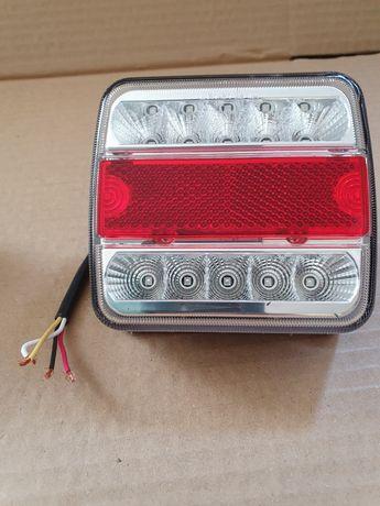 Lampa LED do przyczep