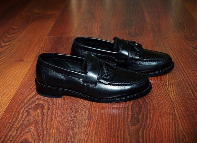Samuel Windsor Красивейшие туфли лоферы Размер 7-41