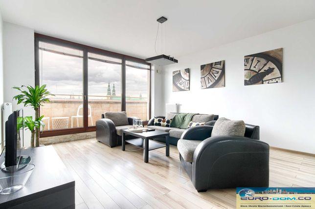 Apartament 55m2, 2-pokojowe z klimatyzacją| Stare Miasto| Wys. Stand.