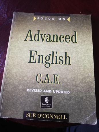 Advanced English cae, Sue Oconnell
