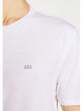 GAP T-Shirt Biały XL