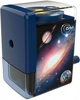 Точилка для карандашей механическая Орбита Deli