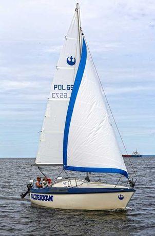Jacht żaglowy balastowy MAXI 68 sprzedam