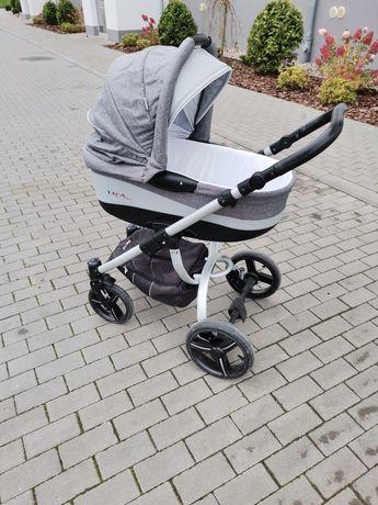 Wózek dziecięcy 2 w 1 Beebeto Luca S Line
