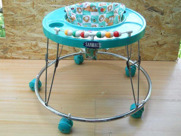 Ходунки-каталка дитячі SANMAUX