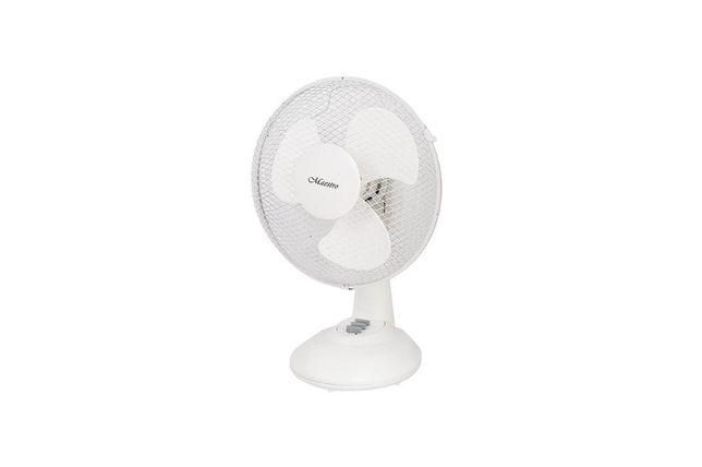 Качественный настольный вентилятор (поворот, наклон)