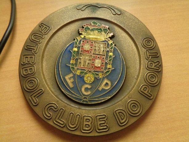 Medalha Futebol Clube do Porto Bicampeão 91.92.93