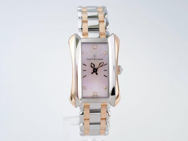 Женские новые часы Carl F. Bucherer Alacria Queen 26 x 38 мм