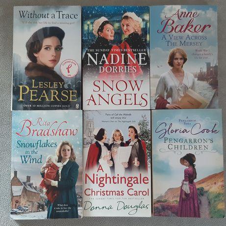 Cook, Baker, Dorries książki PO ANGIELSKU angielski books english