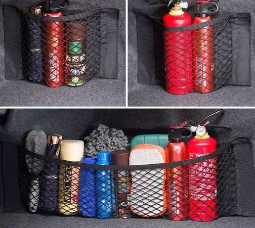 Сітка органайзер в багажник,  на сидіння(В*Д) 25*40,50,60,80