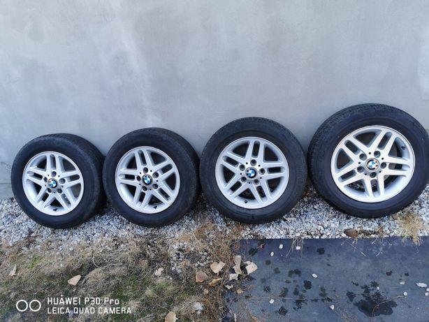"""Felgi BMW 15"""" używane"""