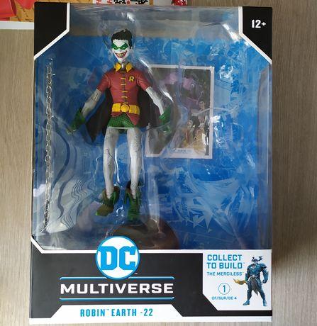 Robin Earth 22 DC multiverse McFarlane toys