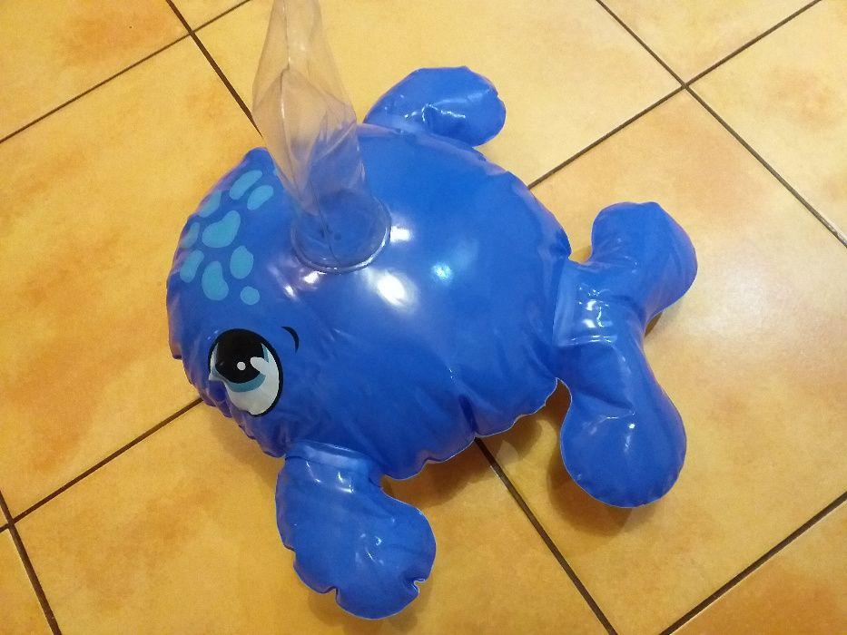 Dmuchany żółwik i rybka Stalowa Wola - image 1