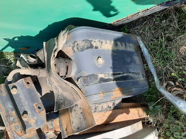 Hydraulika do wywrotu scania zbiornik paliwa daf